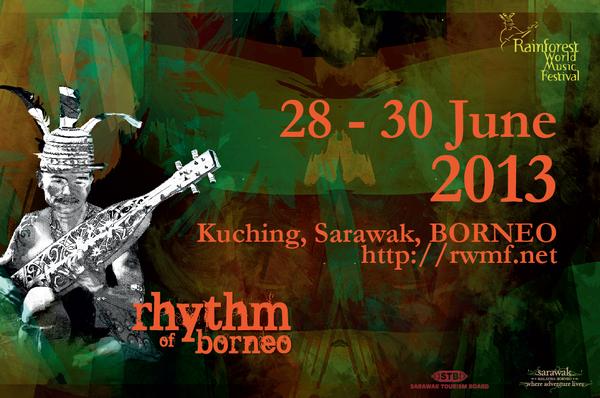 Rhythm of Borneo #1