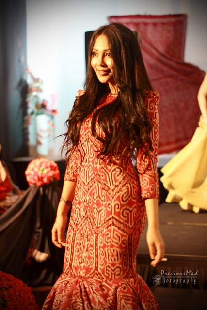 Ethnic fashion show by m o couture my lens meets the world for O couture fashion